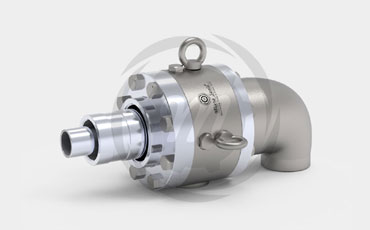 High Temperature Hot Oil Rotary Joints